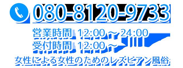 お問い合わせ080-8120-9733