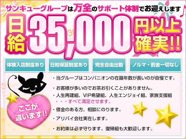 日給35000円以上確実!